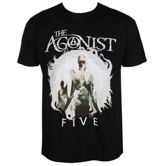Muška metal majica Agonist - Five - NAPALM RECORDS, NAPALM RECORDS, Agonist
