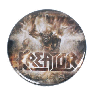 Bedž KREATOR - Phantom antichrist - ograničena verzija - NUCLEAR BLAST, NUCLEAR BLAST, Kreator
