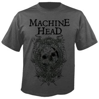 Muška metal majica Machine Head - Clock GREY - NUCLEAR BLAST, NUCLEAR BLAST, Machine Head