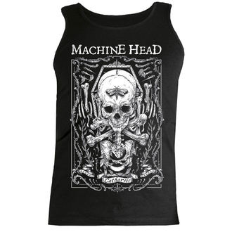 Muški top MACHINE HEAD - Moth - NUCLEAR BLAST, NUCLEAR BLAST, Machine Head