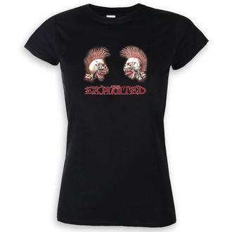 Ženska majica  THE  EXPLOITED - Anarchy terror - NUCLEAR BLAST, NUCLEAR BLAST, Exploited
