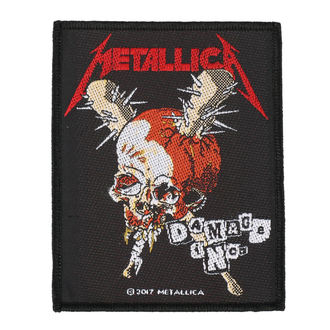 Zakrpa METALLICA - DAMAGE - RAZAMATAZ, RAZAMATAZ, Metallica
