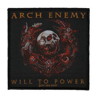 Zakrpa ARCH ENEMY - WILL TO POWER - RAZAMATAZ, RAZAMATAZ, Arch Enemy