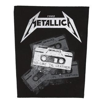 Velika zakrpa METALLICA - NO LIFE 'TIL LEATHER - RAZAMATAZ, RAZAMATAZ, Metallica