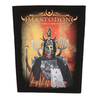 Muška majica Mastodon - Emperor of God - Crna - ROCK OFF
