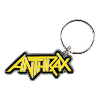 Privjesak ANTHRAX - LOGO - RAZAMATAZ, RAZAMATAZ, Anthrax