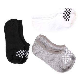 Dječje kratke čarape VANS - WM 1-6 3PK BSC ASSOR Multi, VANS