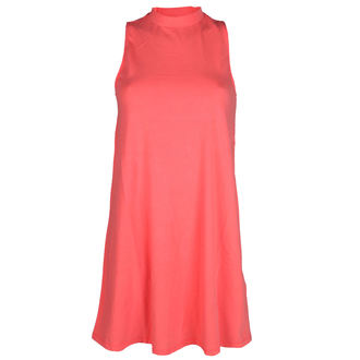 Ženska haljina VANS - WM CARMEL - začinjenog KORALJNI, VANS