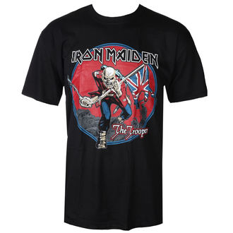 Muška metal majica Iron Maiden - Trooper - ROCK OFF, ROCK OFF, Iron Maiden