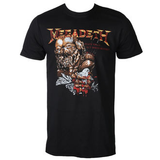 Muška metal majica Megadeth - PEACE SELLS BUT WHO'S BUYING - PLASTIC HEAD, PLASTIC HEAD, Megadeth