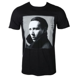 Muška metal majica Marilyn Manson - Heaven - ROCK OFF, ROCK OFF, Marilyn Manson