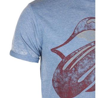 Muška metal majica Rolling Stones - Mid Blue - ROCK OFF, ROCK OFF, Rolling Stones