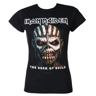 Ženska metal majica Iron Maiden - Book Of Souls - ROCK OFF, ROCK OFF, Iron Maiden