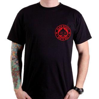 Muška ulična majica - ACE OF SPADES - BLACK HEART, BLACK HEART
