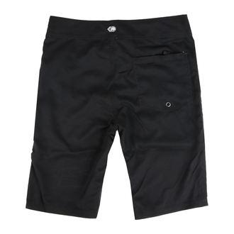 Muške kratke hlače (kupaći) METAL MULISHA - SQUAD - BLK, METAL MULISHA