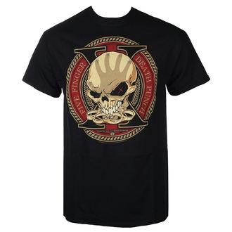 Muška metal majica Five Finger Death Punch - Decade Of Destruction - ROCK OFF, ROCK OFF, Five Finger Death Punch