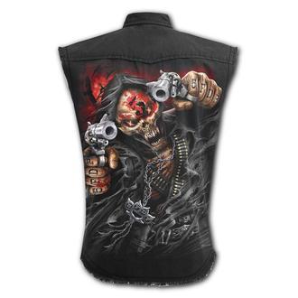 Muška košulja bez rukava SPIRAL - Five Finger Death Punch - ASSASSIN, SPIRAL, Five Finger Death Punch