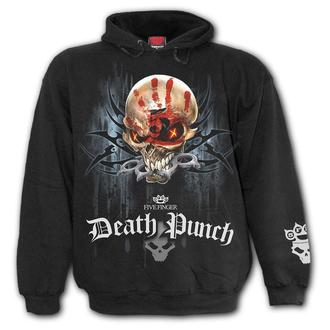 Muška majica s kapuljačom Five Finger Death Punch - Five Finger Death Punch - SPIRAL, SPIRAL, Five Finger Death Punch