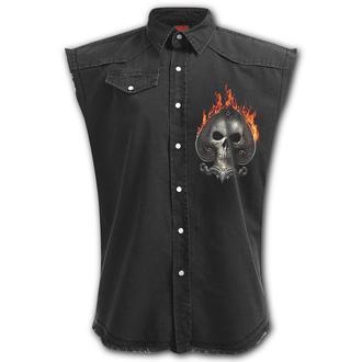 Muška košulja bez rukava SPIRAL - ACE REAPER, SPIRAL