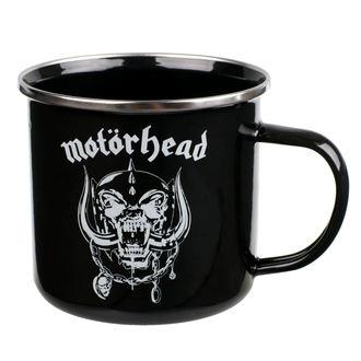 Emajl šalica Motörhead - Logo, NNM, Motörhead