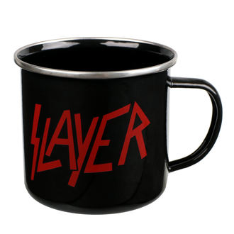 Emajl šalica Slayer - Logo, NNM, Slayer