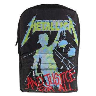 Ruksak METALLICA - JUSTICE FOR ALL, NNM, Metallica
