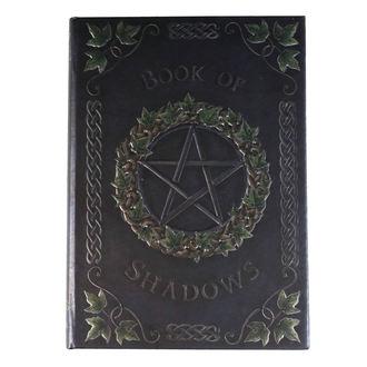 Bilježnica Embossed Book of Shadows Ivy, NNM