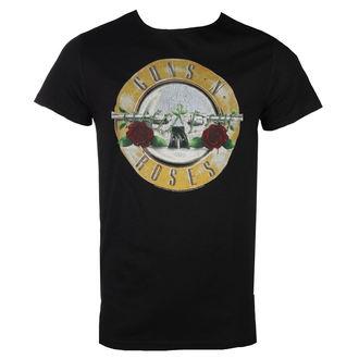 Unisex metal majica Guns N' Roses - AMPLIFIED - AMPLIFIED, AMPLIFIED, Guns N' Roses