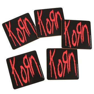 Podmetači KORN - ROCK OFF, ROCK OFF, Korn