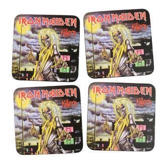 Podmetači IRON MAIDEN - ROCK OFF, ROCK OFF, Iron Maiden