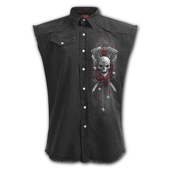 Muška košulja bez rukava / Prsluk SPIRAL - DOTD BIKERS, SPIRAL