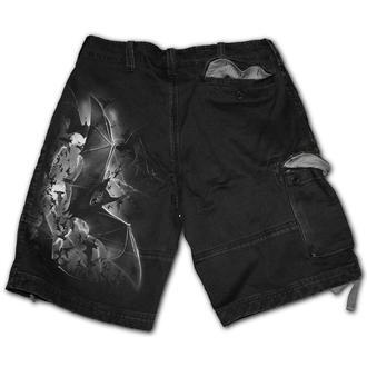 Muške kratke hlače SPIRAL - BAT CURSE, SPIRAL
