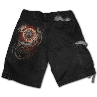 Muške kratke hlače SPIRAL - DRAGON EYE, SPIRAL