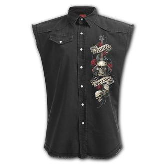 Muška košulja bez rukava / Prsluk SPIRAL - UNSPOKEN, SPIRAL