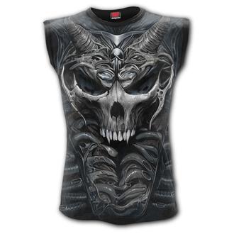 Muška majica SPIRAL - SKULL ARMOUR, SPIRAL
