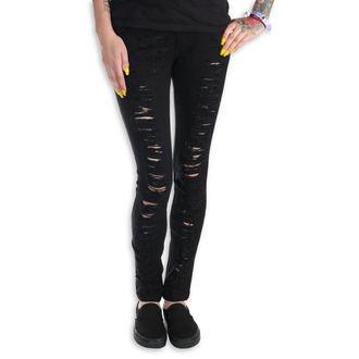 Ženske hlače (traperice) PUNK RAVE - Destroyer, PUNK RAVE