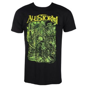 Muška metal majica Alestorm - TAKE NO PRISONERS - PLASTIC HEAD, PLASTIC HEAD, Alestorm