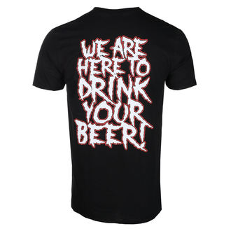 Muška metal majica Alestorm - WE ARE HERE TO DRINK YOUR BEER! - PLASTIC HEAD, PLASTIC HEAD, Alestorm