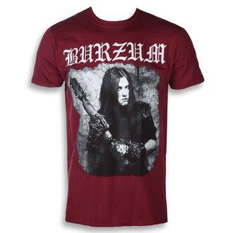 Muška metal majica Burzum - ANTHOLOGY 2018 (MAROON) - PLASTIC HEAD, PLASTIC HEAD, Burzum