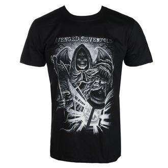 Muška metal majica Avenged Sevenfold - REAPER LANTERN - PLASTIC HEAD, PLASTIC HEAD, Avenged Sevenfold