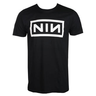 Muška metal majica Nine Inch Nails - CLASSIC WHITE LOGO - PLASTIC HEAD, PLASTIC HEAD, Nine Inch Nails