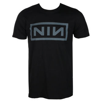 Muška metal majica Nine Inch Nails - CLASSIC GREY LOGO - PLASTIC HEAD, PLASTIC HEAD, Nine Inch Nails