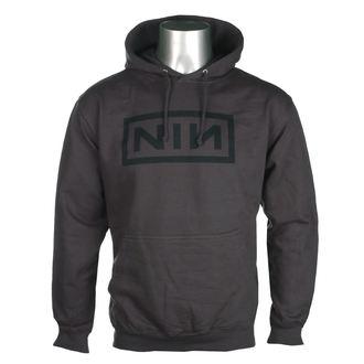 Muška majica s kapuljačom Nine Inch Nails - CLASSIC BLACK LOGO - PLASTIC HEAD, PLASTIC HEAD, Nine Inch Nails