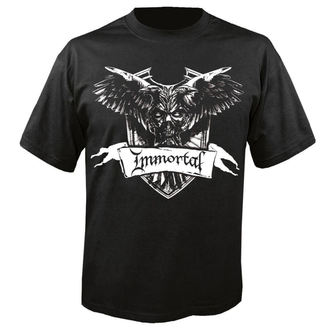 Muška metal majica Immortal - Crest - NUCLEAR BLAST, NUCLEAR BLAST, Immortal