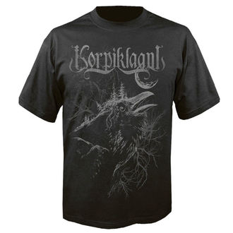 Muška metal majica Korpiklaani - Raven - NUCLEAR BLAST, NUCLEAR BLAST, Korpiklaani