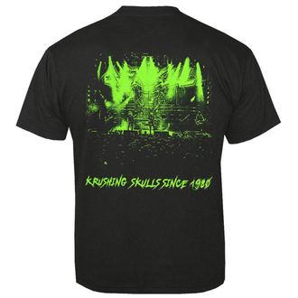Muška metal majica Overkill - Krushing skulls - NUCLEAR BLAST, NUCLEAR BLAST, Overkill