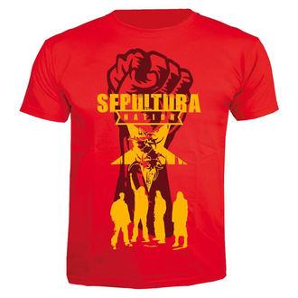 Muška metal majica Sepultura - Nation - NUCLEAR BLAST, NUCLEAR BLAST, Sepultura
