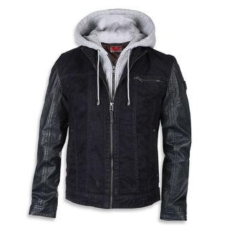 Kožna jakna AC-DC - Dark blue - NNM, NNM, AC-DC