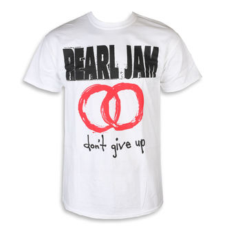 Muška metal majica Pearl Jam - Don't Give Up White - NNM, NNM, Pearl Jam