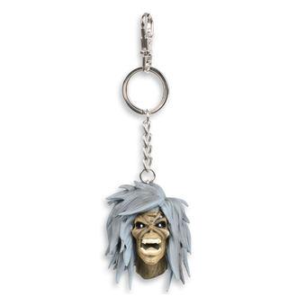 Privjesak za ključeve Iron Maiden - Legacy of the Beast - Holy Smokes Eddie, NNM, Iron Maiden